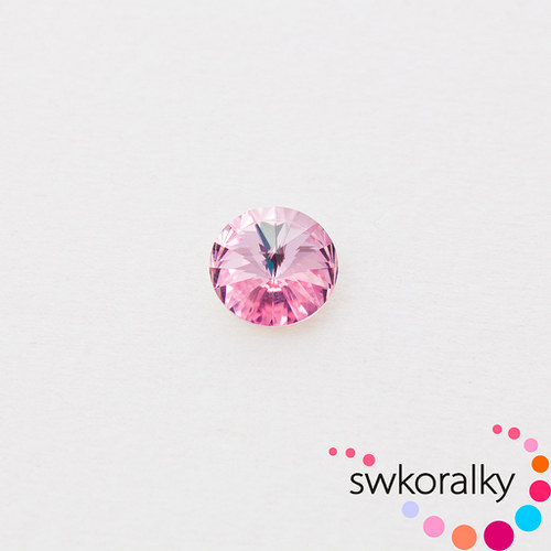 RIVOLI 12 mm SWAROVSKI ® ELEMENTS -light rose