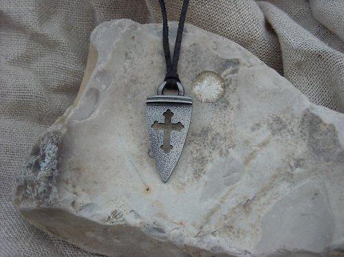 Erb s křížem