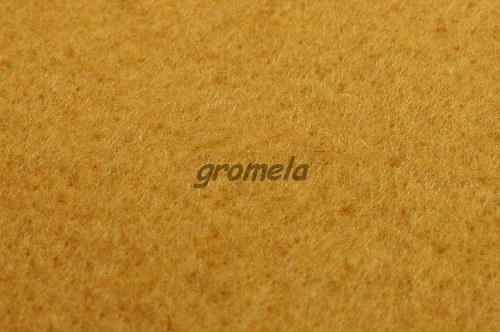 Hořčicový filc 1,5 mm - 81