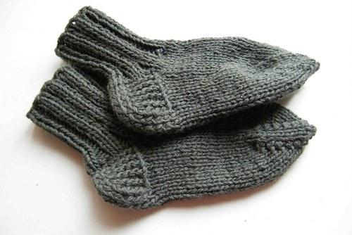 Dětské merino ponožky