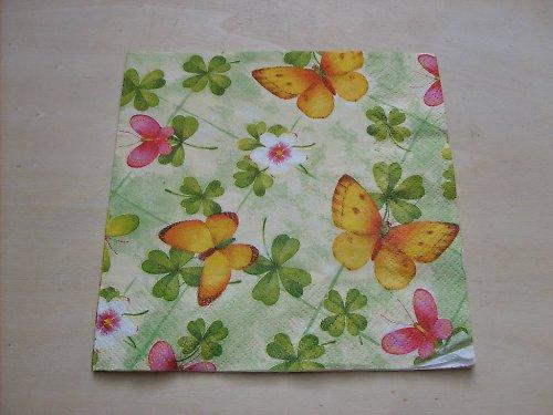 Ubrousek - motýlci