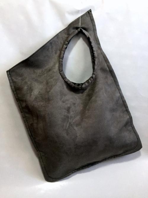 Semišová kabelka