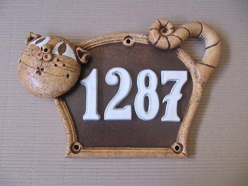 Domovní znamení číslo