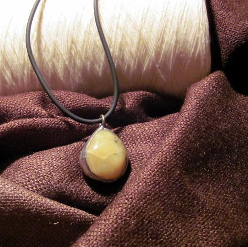 Náhrdelník - opál