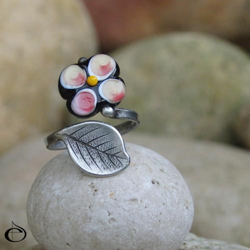 Kytička - prsten