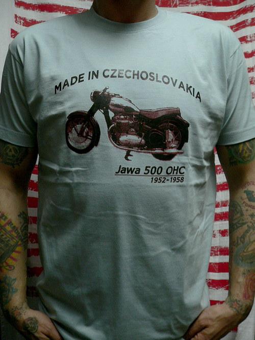 JAWA 500 OHC Made in Czechoslovakia
