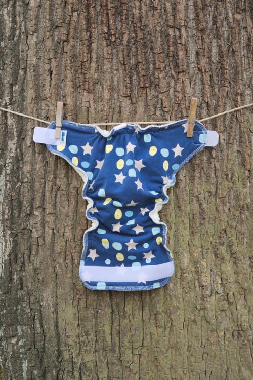 Novorozenecká plena - Hvězdy