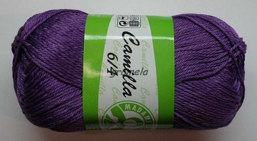 Camilla 5060 (tmavě fialová)
