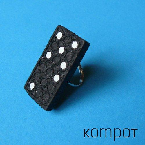 DOMINO prsten