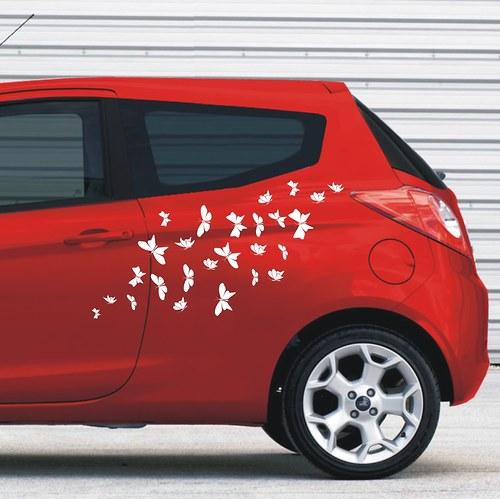 Dekorace pro vaše autíčko