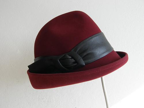 pěkný klobouk