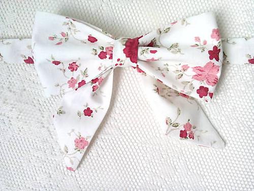 Vintage bow tie (woman bow tie)