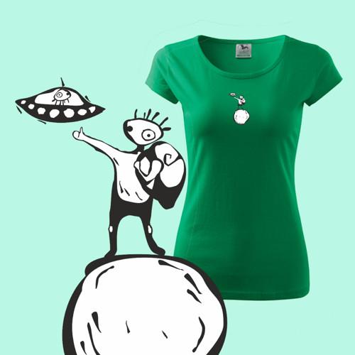 Stopař   (dámské tričko L)