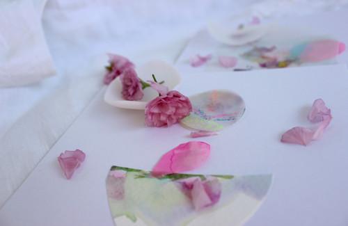 Mini obrázek-obláček - přání v poezii