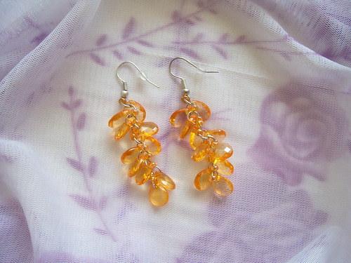 Pomerančové kapky