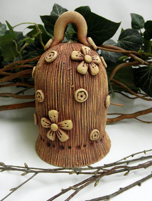 Květinový zvon - přírodní