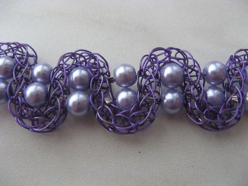 Dutinkový - fialový