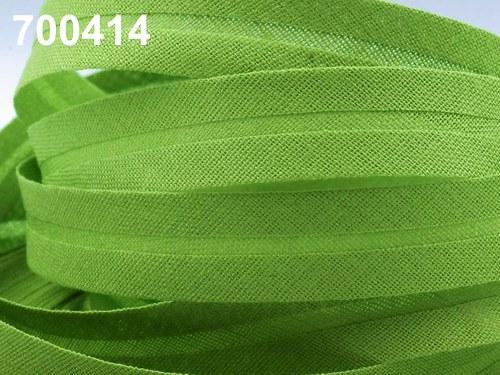 Šikmý proužek 14 mm: Fern Green