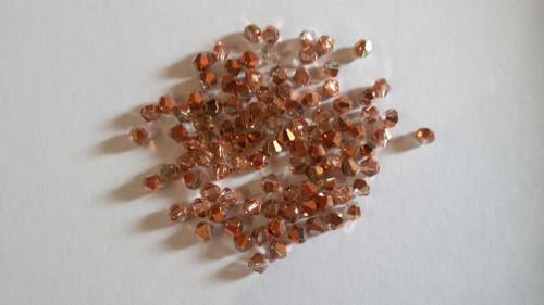 Australské krystaly 4 mm (100 ks v balení)
