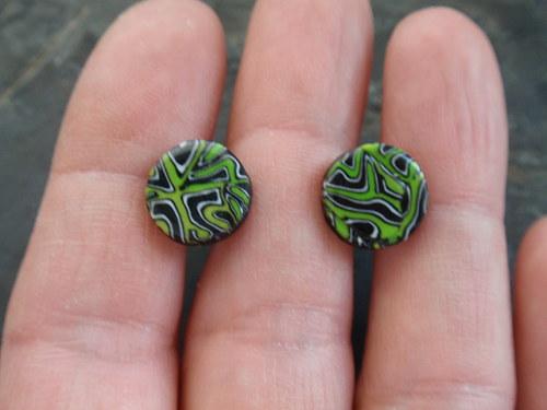 Zelené bludiště pecky malé