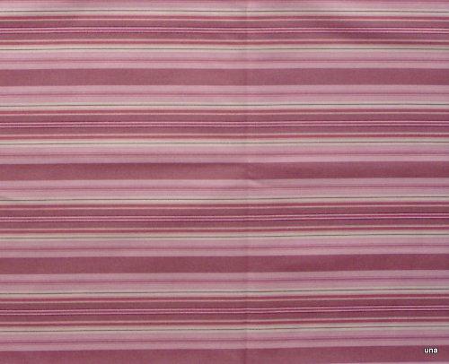Látka Proužky - fialová