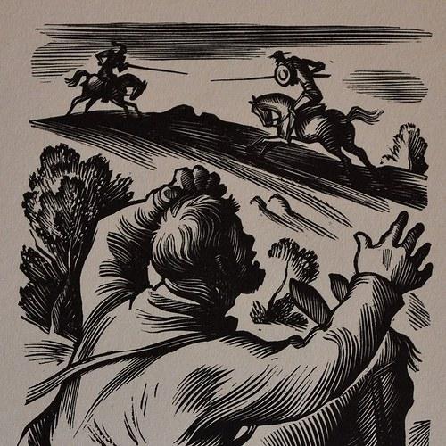 Pavel Šimon: Don Quijote - cyklus 2