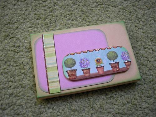 Dárková krabička na drobnosti