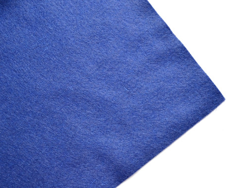 Plsť metráž tm. modrá (šířka 45 cm) (barva č. 30)