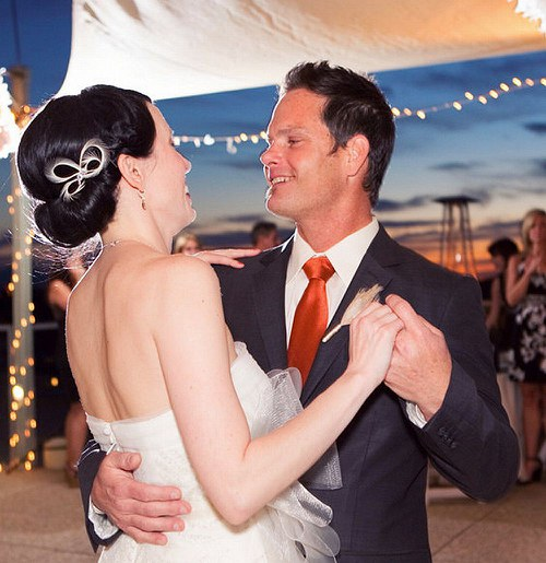 Fascinátory svatební - ozdoba do vlasů