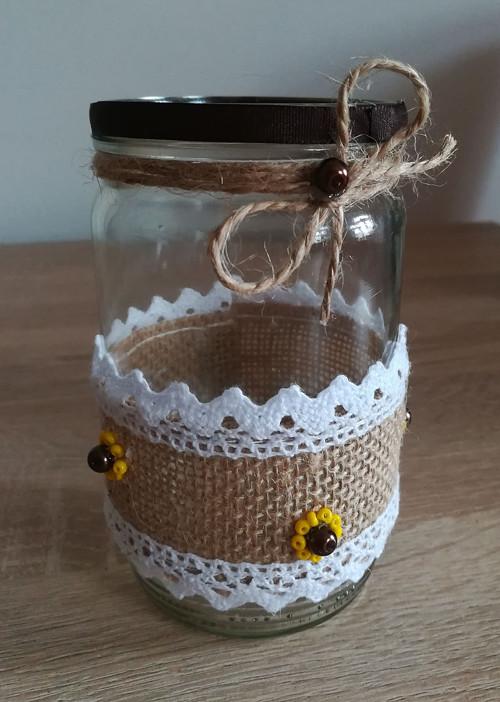 Svatební vázičky - slunečnice