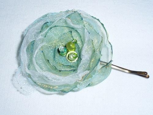 Malá zelená květinka 2