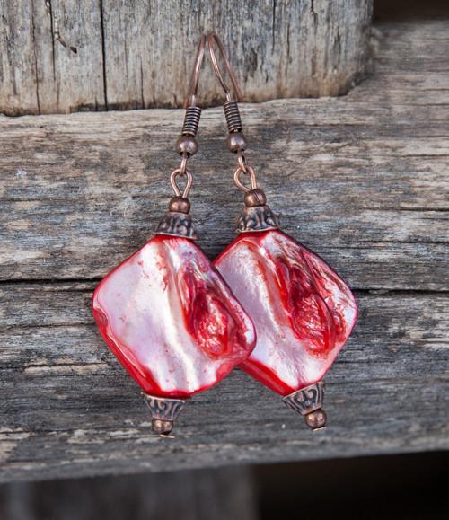 Červená perleť