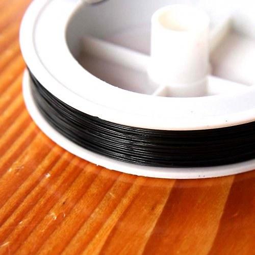 Lanko 0,45mm - 10m - Černé