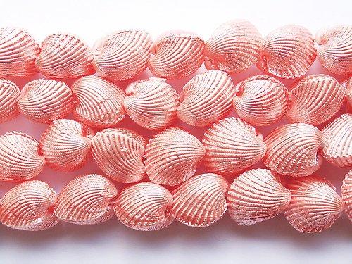 Uzavřená mušle lososová ((MP19))