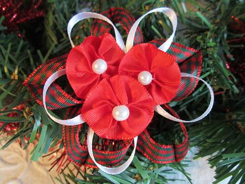 Vánoční květina 2