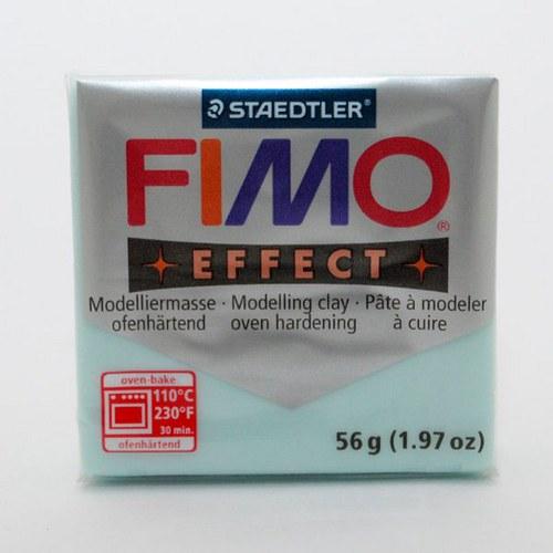 FIMO Effect / Ledově modrý křemen (306)