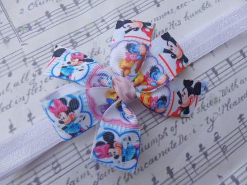 čelenka Minnie Mouse