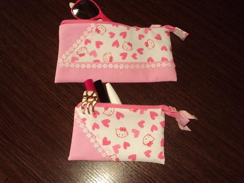 Taštičky Hello Kitty