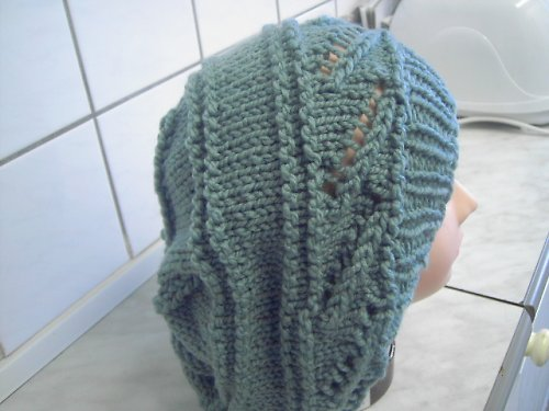 čepice pletená *