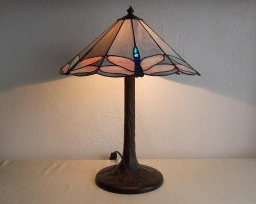 Tiffany lampa VÁŽKY