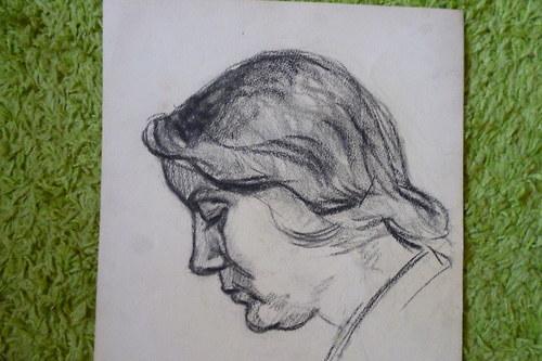 Grafika portrét