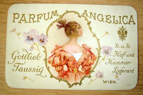 Angelika měla parfém ...