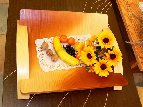 mísa na ovoce