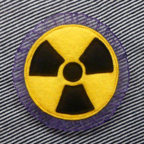 """medailon \""""radioaktiv\"""""""