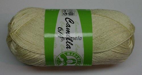 Camilla 5047 (světle žlutá)