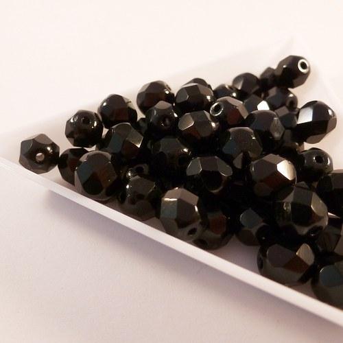 Ohňovky černé 8 mm 100 g