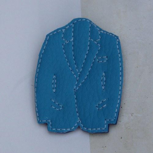 Brož pánské sako