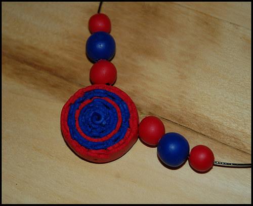 Modročervené