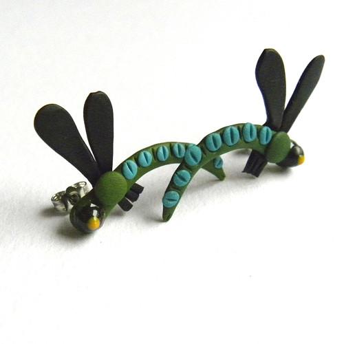 Vážky zelené