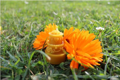 Dort čajová svíčka ze včelího vosku